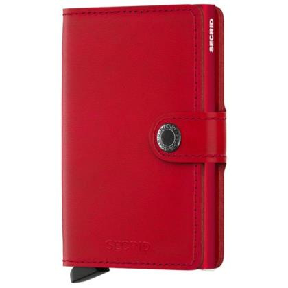 MINIWALLET ORIGINAL RED-RED