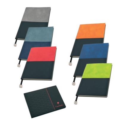PIERRE CARDIN NOTEBOOK  REPORTER A5