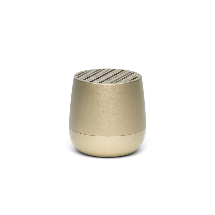 221062 - LEXON MINO SPEAKER BT TWS-LIGHT GOLD